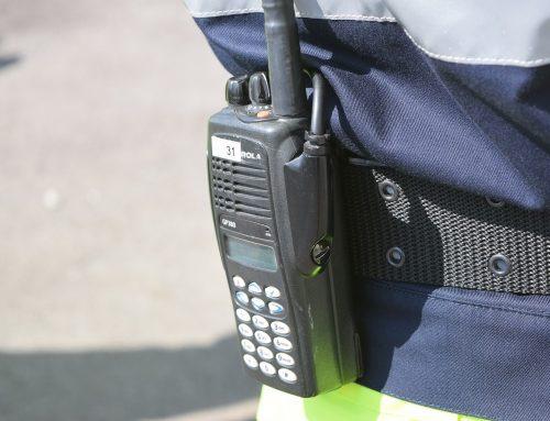 Polizeifunk für Stromkonzerne